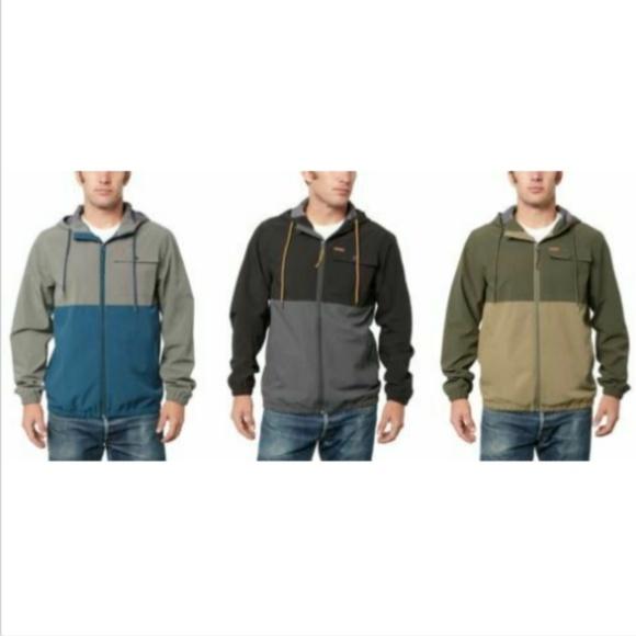 voyager Other - Voyager Men's Windwear Jacket Size&Color:Variety